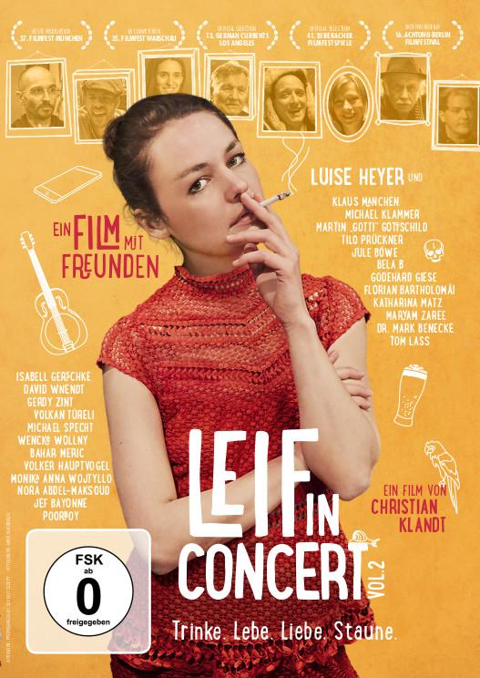 LEIF IN CONCERT - Vol. 2
