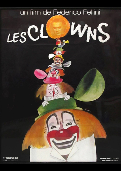Die Clowns Poster